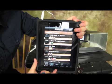 Plug Your Guitar Into Your Iphone Or Ipad - AmpKit - Music Apps