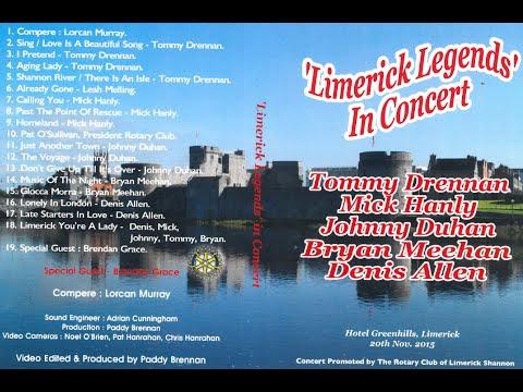 Limerick Legends in Concert (1 of 4)