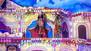 Grand Ramlila stage in Old Delhi