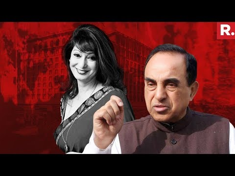 Dr. Subramanian Swamy Speaks To Republic TV | Sunanda Pushkar Case