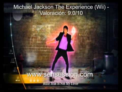 Michael Jackson The Experience analisis review