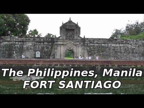 Manila Tourist Fort Santiago