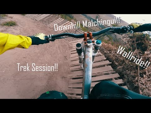 Downhill Malchingui | Trek session