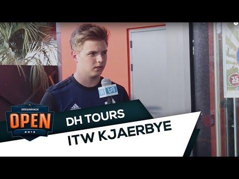 """Kjaerbye : """"J'ai pris un gros risque en changeant d'équipe"""" – DreamHack Tours 2018"""