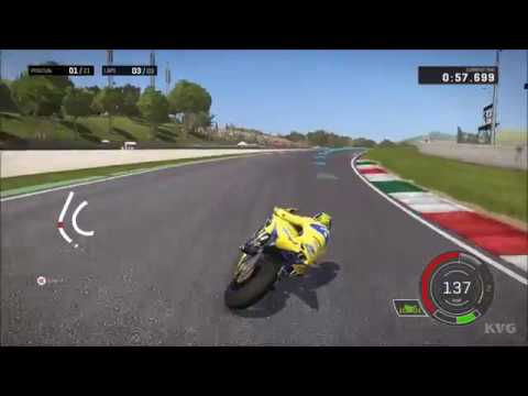 MotoGP 17 - Alex Barros Gameplay (PC HD) [1080p60FPS]