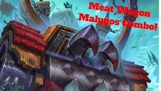 Meat Wagon Malygos Combo [Hearthstone Game of the Day]