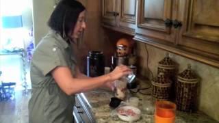Amy's Rvl Recipes - Vanilla With Strawberries, Bananas And Pineapple Orange Banana Juice