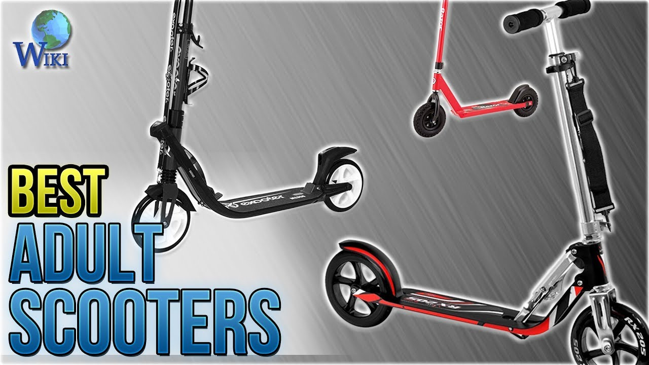 10 best adult scooters 2018 youtube. Black Bedroom Furniture Sets. Home Design Ideas
