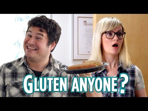 What Happens When You Tell People You Cant Eat Gluten