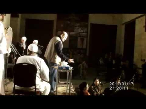 فرقة الطبول النوبيه- بيت الغورى  - nubian music