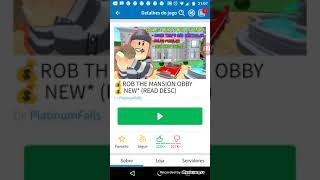 Play Roblox makes the video with great affection