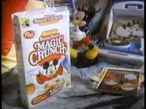 Pub Québec - Post Mickey Magic Crunch