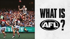 What is AFL? Aussie Rules Explained
