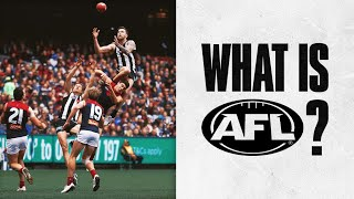 Video What is AFL? Aussie Rules Explained download MP3, 3GP, MP4, WEBM, AVI, FLV Juni 2017