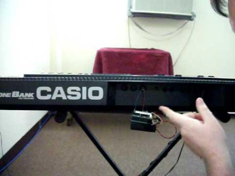 CASIO USB-MIDI Driver