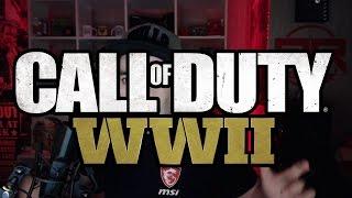 Reaccionando al NUEVO Call of Duty: WWII Reveal