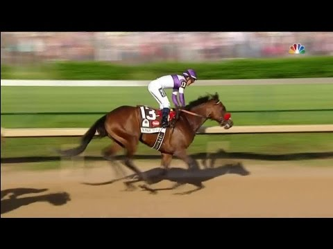 Nyquist Wins The 142nd Kentucky Derby 2016