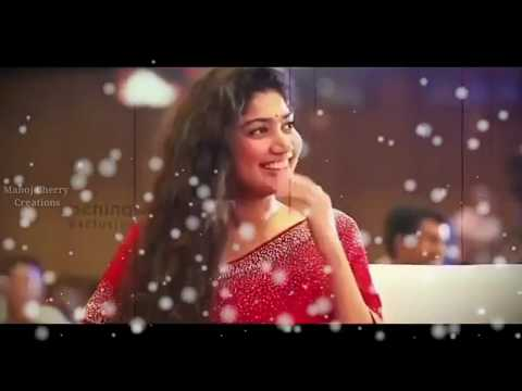 Naa Manasuni Thaake Swarama Official Lyrical Video Song| |Sai Pallavi| |Manoj Cherry Creations| |