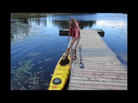 KayaArm Kayak Launch Stabilizing Device
