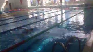 Плохой пловец-  хвастается, а хороший- работает