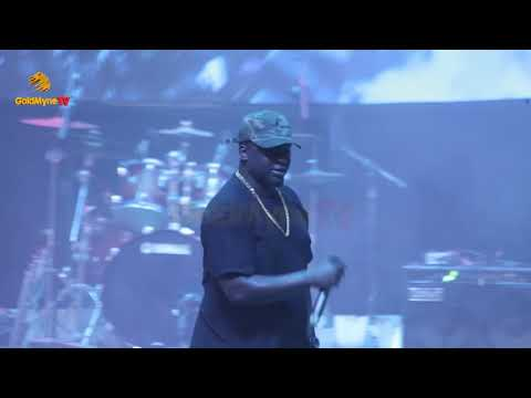 WANDE COAL ROCKS FELABRATION 2018 WITH BACK TO BACK HIT SONGS