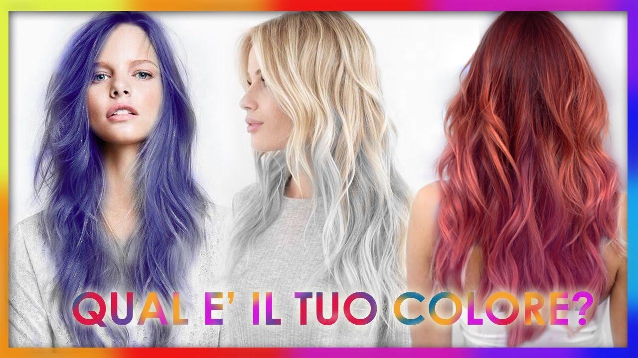 Qual e il colore di capelli piu bello