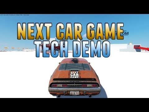 Full Download How To Download Next Car Game Tech Demo Free