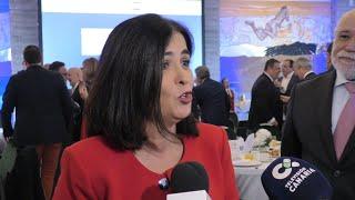 La consejera Carolina Darias, nueva ministra de Política Territorial