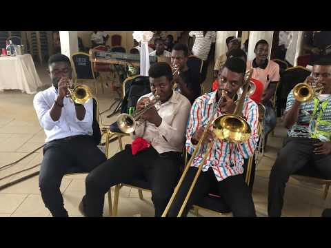 BLUE WAVES BAND, ACCRA - GHANA  (GOSPEL HIGH LIFE)
