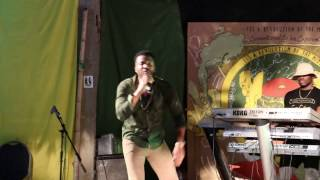 ASSASSIN a.k.a. Agent Sasco - Africa (Live at I-Revolt)