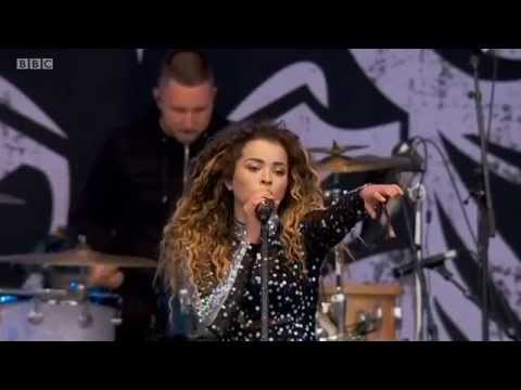 Ella Eyre - T in the Park 2014 Highlights