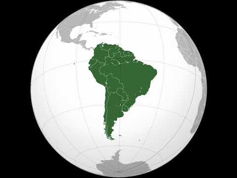 South America | Wikipedia audio article
