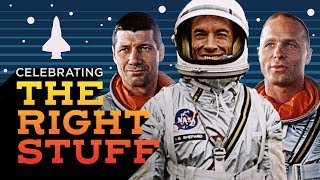 What 'The Right Stuff' Gets Right