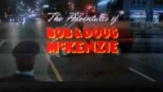 Strange brew music and movie intro McKenzie Brothers