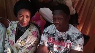 Nafisa_Abdullahi_Adam_A_Zango_Ali_Nuhu Wajen Casu Bikin Jarumar Kannywood 2018