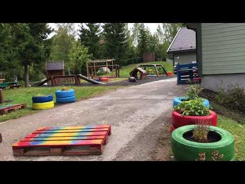 Trulsrudenga, Amazing Norwegian Kindergarten