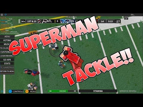 Fumble King Roblox Nfl Funny Moments 6 Youtube
