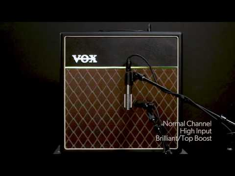 VOX Limited Edition 60th Anniversary AC15HW60 Hand Wired Tube Guitar Amp