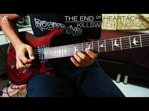 Killswitch Engage  The End of Heartache Guitar