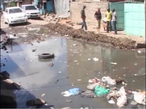 Kajiado County to close rental buildings discharging raw sewage