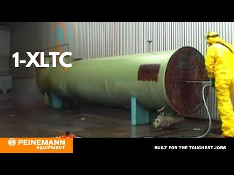 Peinemann single lance tube cleaner