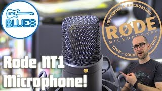 Rode NT1 Condenser Microphone Test (Voice & Guitar)