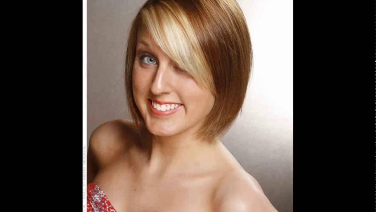 30 Bob Hairstyles For Thick Hair And Round Faces Bob Hairstyles