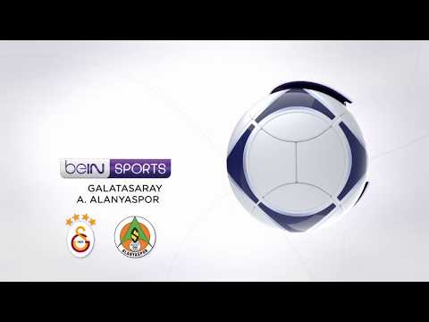 Galatasaray 2 - 0 A. Alanyaspor #Özet