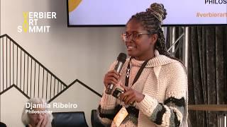 Djamila Ribeiro Talk at the 2020 Verbier Art Summit