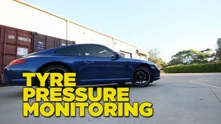 Mighty Car Mods - Wireless Tyre Pressure Monitoring