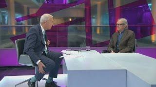 London housing crisis: Ken Loach and John Redwood debate   Channel 4 News