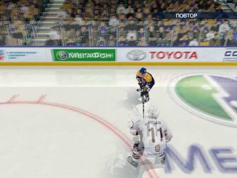 [PC] EA NHL 09 - RHLmod'09 / РХЛ-модификация