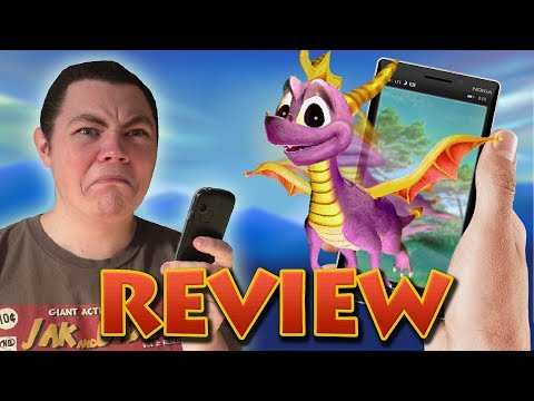 Spyro the Dragon Mobile Games Review - Square Eyed Jak