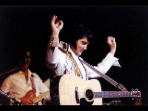 Elvis Presley Help Me ( 1977 ) live